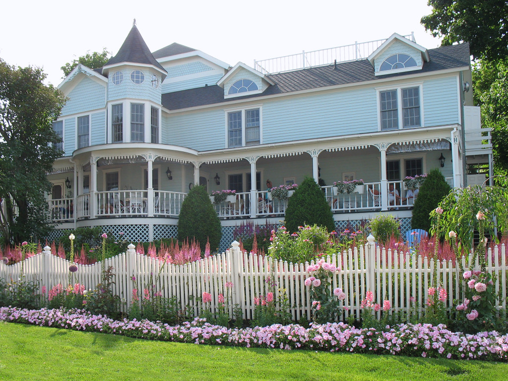Many people dream of owning a country inn or bed & breakfast